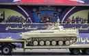 Giữa căng thẳng với Mỹ, quân đội Iran duyệt binh phô diễn sức mạnh
