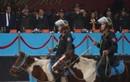 Tận mắt xem Cảnh sát Cơ động Việt Nam huấn luyện kỵ binh
