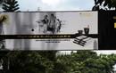 """Soi bảng hiệu quảng cáo mới đổi sau """"bão"""" của Trung Nguyên"""
