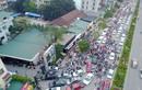 Cư dân Home City dùng ôtô chặn cổng phản đối CĐT