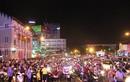 Trung tâm Sài Gòn ngộp thở chào Năm mới Ất Mùi