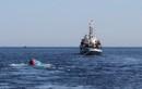 Chìm tàu trên biển Vũng Tàu, hai người mất tích
