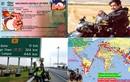 Gặp chàng trai miền Tây trước ngày đi khắp thế giới bằng xe máy