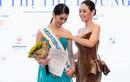 Á hậu Thùy Dung thi Hoa hậu Quốc tế ở Nhật Bản