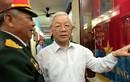 Tổng bí thư Nguyễn Phú Trọng thăm hầm vũ khí của biệt động Sài Gòn