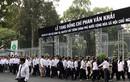 """Người dân đứng kín đường tiễn nguyên Thủ tướng Phan Văn Khải về với """"đất mẹ"""""""
