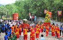 Dâng hương tưởng niệm Quốc Tổ Hùng Vương tại TP HCM