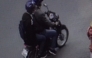 Nổ xe máy ở trụ sở công an phường: Camera tóm 2 nghi phạm
