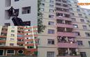 Liên tiếp xảy ra tai nạn chung cư ở Linh Đàm