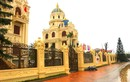 """Những tòa lâu đài song sinh """"đốt tiền"""" của đại gia Việt"""