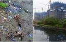 """Dự án Roman Plaza bên sông Nhuệ ô nhiễm, xú uế... cư dân sẽ """"sống nhục""""!"""