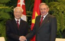 Toàn văn Tuyên bố chung giữa Việt Nam-Cuba