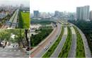 """Chi tiết 3 tuyến đường """"dát vàng"""" mới nhất ở Hà Nội"""