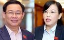 TTK Quốc hội nói về việc miễn nhiệm ông Vương Đình Huệ, bà Nguyễn Thanh Hải