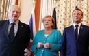 Thông điệp cứng rắn của Anh, Pháp, Đức từ công hàm phản bác Trung Quốc