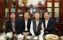 Nguyên Chủ tịch nước Trần Đức Lương chúc TSKH Phan Xuân Dũng thành công ở cương vị Chủ tịch VUSTA