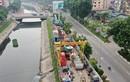 Dự án nghìn tỷ biến đường đi bộ ven sông Tô Lịch thành đại công trường