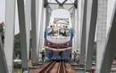 Cầu Ghềnh mới trong ngày chính thức thông tàu