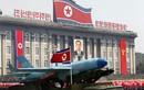 Dàn siêu vũ khí của Quân đội Triều Tiên xuất hiện sau Đại hội Đảng