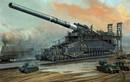 Khẩu siêu pháo của Hitler - Vũ khí vô dụng nhất từng được chế tạo