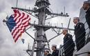 Trung Quốc nhiều tàu chiến hơn, nhưng Mỹ nhiều tàu to hơn!