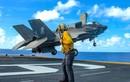 Nhật Bản dùng F-35B để lập hàng rào thép với Trung Quốc