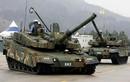 Loại xe tăng chiến đấu chủ lực nào mạnh nhất châu Á hiện nay?