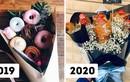 """Độc đáo những bó hoa thức ăn """"nhìn là thèm"""" cho ngày Valentine"""
