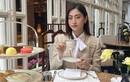 Hoa hậu Lương Thùy Linh bật mí món ăn vặt no bụng mà không lo béo