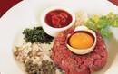 Những món ăn thịt sống không dành cho thực khách yếu bụng