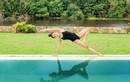 Ngắm Phương Trinh khoe đường cong gợi cảm với các tư thế yoga nóng bỏng