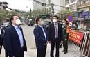 Bí thư Thành ủy Vương Đình Huệ yêu cầu tìm nguồn lây củaBN 2.229