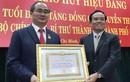 Ông Nguyễn Thiện Nhân nhận huy hiệu 40 năm tuổi Đảng