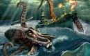 Quái vật thần thoại giỏi ngụy trang, chuyên đánh đắm tàu thuyền