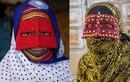Bí mật những chiếc mặt nạ đầymàu sắc của phụ nữ Iran