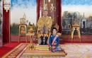 Chân dung Hoàng quý phi được Quốc vương Thái Lan phục vị