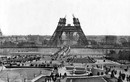 Bộ ảnh hé lộ quá trình xây dựng tháp Eiffel nổi tiếng nước Pháp