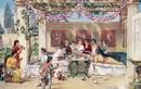 Người La Mã cổ đại tổ chức tiệc tùng thế nào?