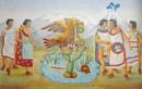 Lời tiên tri ly kỳ về kinh đô của đế chế Aztec