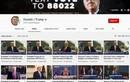 Sau Facebook, Twitter, tới phiên Youtube ra tay với ông Trump