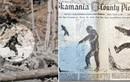 Lần tìm những bằng chứng về quái vật Bigfoot huyền thoại