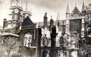 Ảnh tu viện Westminster nổi tiếng nước Anh bị dội bom trong Thế chiến 2