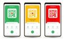 Thẻ xanh, vàng, đỏ trên app PC-COVID có ý nghĩa gì?