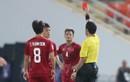Nhận thẻ đỏ, trung vệ Đình Trọng sẽ bị treo giò ở vòng loại World Cup 2022
