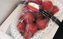 """Nho đắt bằng kim cương và mức giá """"trên trời"""" của trái cây Nhật Bản"""