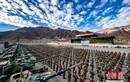 Mở đầu 2021: Quân đội Trung Quốc tập trận rầm rộ ở Tây Tạng