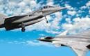J-20 của Trung Quốc thua xa tiêm kích Rafale của Ấn Độ