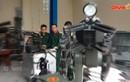 Robot trinh sát phóng xạ và hóa học RBH-18 do Việt Nam tự phát triển