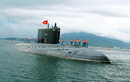 Tàu ngầm Kilo của Việt Nam khi lặn sẽ như thế nào?