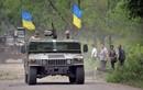 Phe ly khai sử dụng xe bọc thép Mỹ, sự thật bất ngờ mà Ukraine muốn giấu